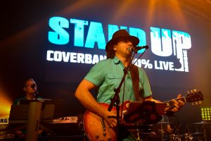 Coverband Standup live