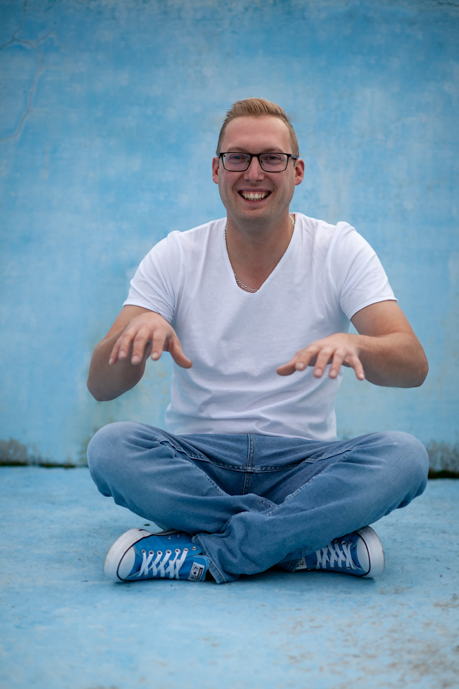 Coverband Standup Matthias Schenkermayr