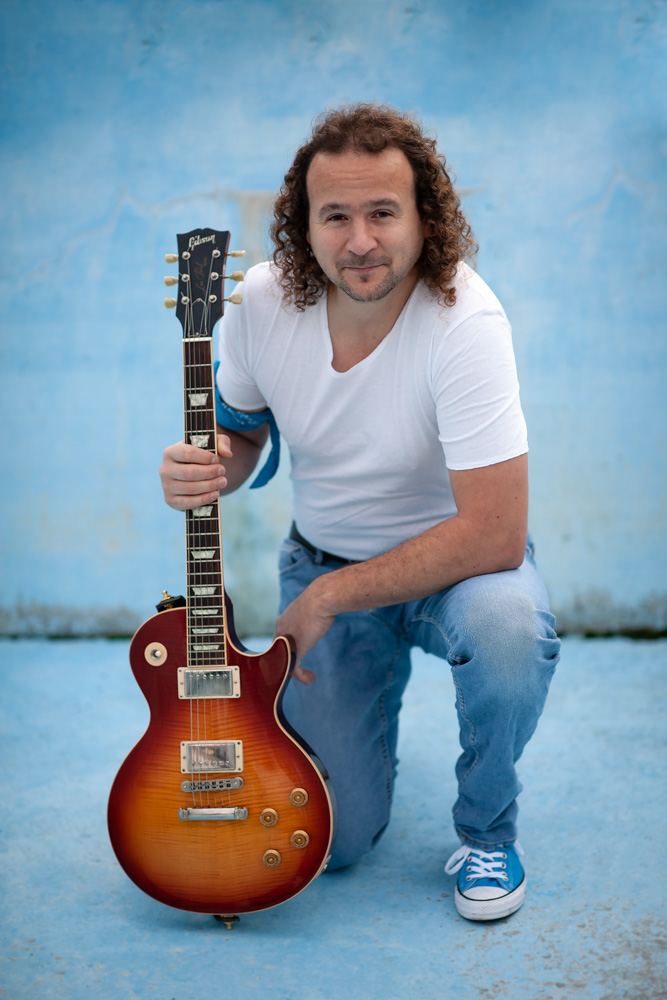Coverband Standup Christian Riel